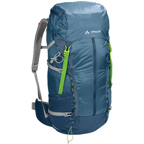 VAUDE Zerum 48+ LW Backpack foggy blue